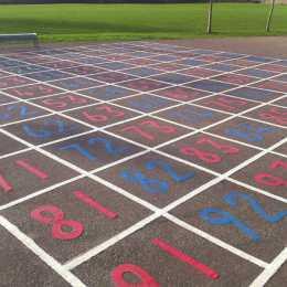 Playground Marking